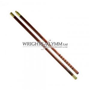 2 Piece Wooden Mahl Stick