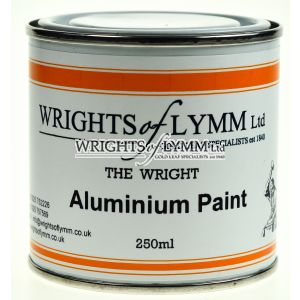 250ml Metallic Silver Paint