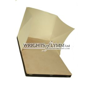Professional Gilders Cushion with Parchment Shield