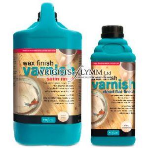 Polyvine Clear Wax Finish - 500ml Satin