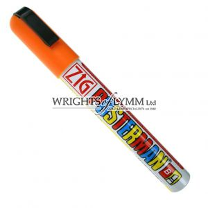 Orange 1mm Zig Marker