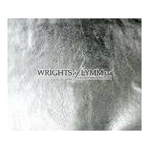 Thick Silver Leaf, Loose (95mm x 95mm)