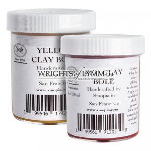 16oz (500ml) Sinopia Clay Bole - Classic French Yellow