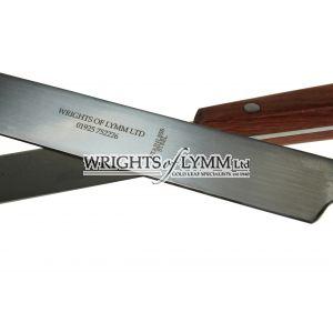 Stainless Steel Gilders Knife - 15cm Blade