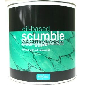 2.5 Litre Oil Scumble Clear Glaze