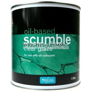 1 Litre Oil Scumble Clear Glaze