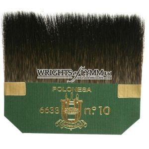 100mm Polensa Squirrel Hair Tip
