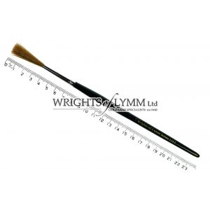 No.3 Sable/Ox Chisel Writer
