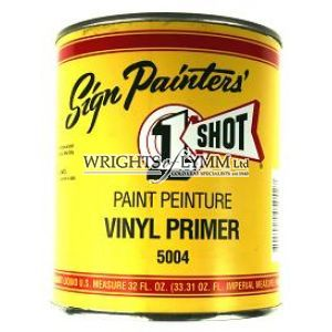 946ml One Shot Vinyl Primer