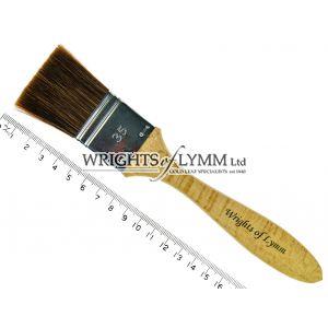 35mm Ox Hair Brush