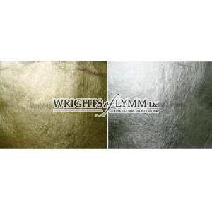 Imitation Gold & Silver Transfer Booklet
