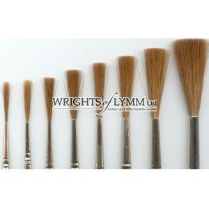 No.0 to 6 & No.8 Sable/Ox Chisel Set