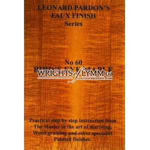 Leonard Pardon Dvd - Birds Eye Maple