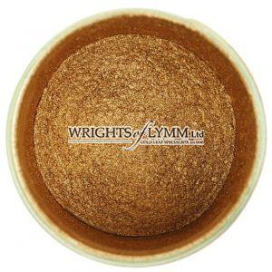 25g Bronze Powder - Pale Gold