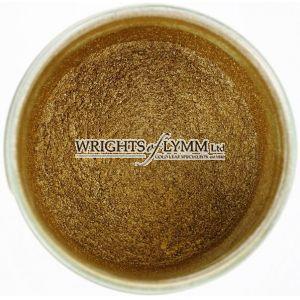 25g Bronze Powder - Rich Pale Gold