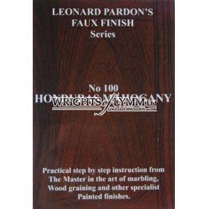 Leonard Pardon Dvd - Honduras Mahogany