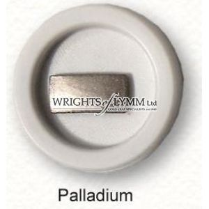 Palladium 1/4 Pan Shell Gold