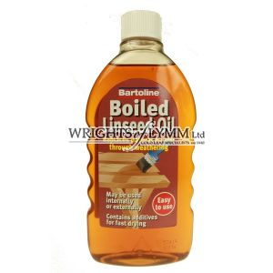 500ml Boiled Linseed Oil