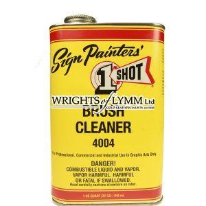 1 Shot 946ml One Shot Brush Cleaner