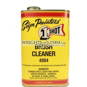 236ml One Shot Brush Cleaner