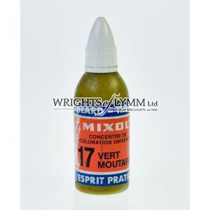20ml Mixol - Mustard