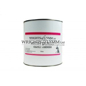 5 Litres High Build Gloss Varnish