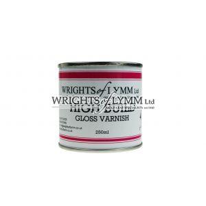 250ml High Build Gloss Varnish