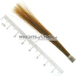Ox Hair Liner in Quill - Goose
