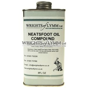 Pure Neatsfoot Oil - 250ml