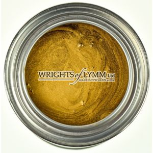 236ml Metallic Gold