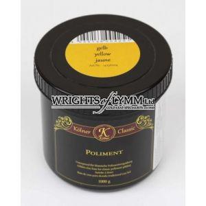 1 Kilo Kolner Poliment - Yellow