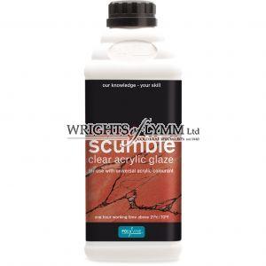 1 litre Polyvine Acrylic Tropical Scumble