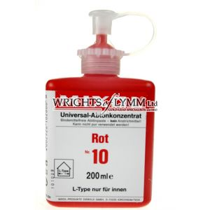 20ml Mixol - Red
