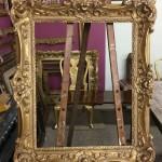 Reproduced Louis XV Frame