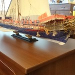 La Reale Model Ship