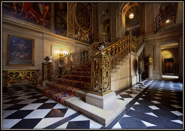 Chatsworth House Interior