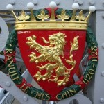 Restored Norman Earls of Chester Crest