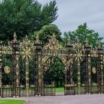 Eaton Hall Gates