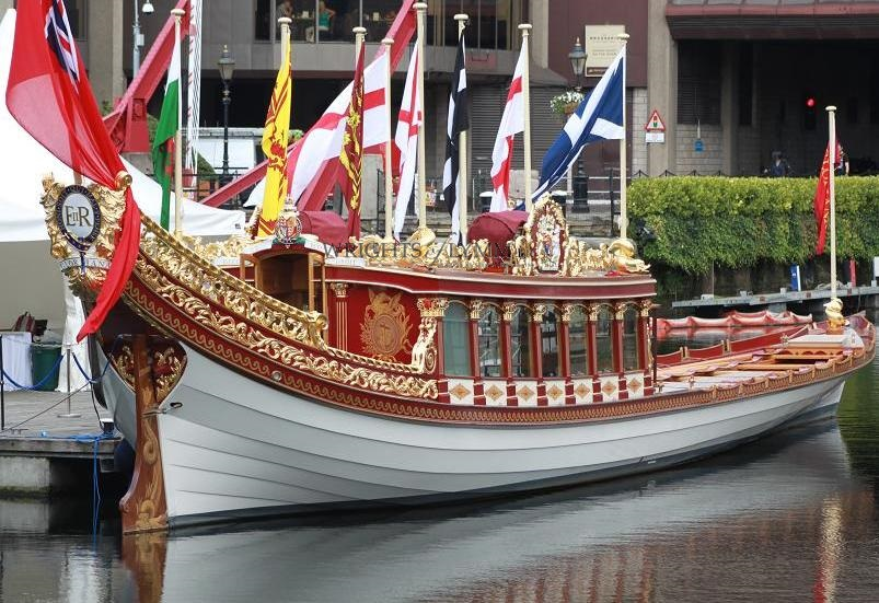 Queens Golden Jubilee Gloriana