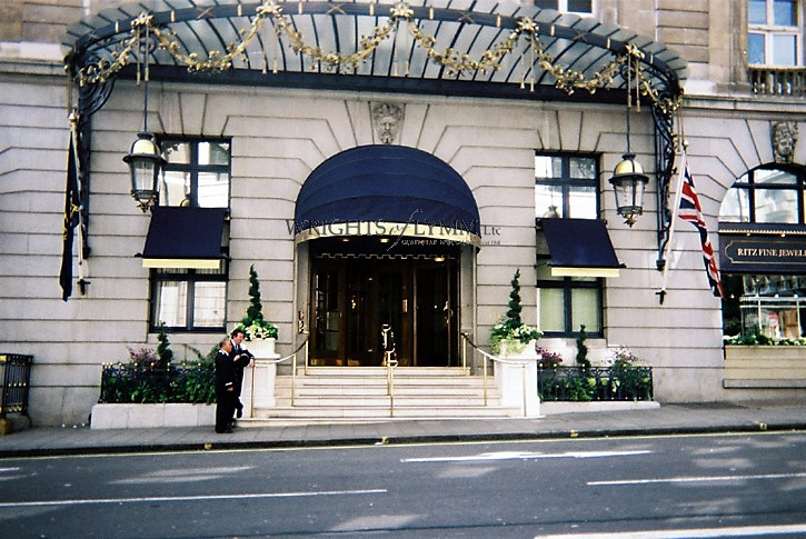 The Ritz Canopy