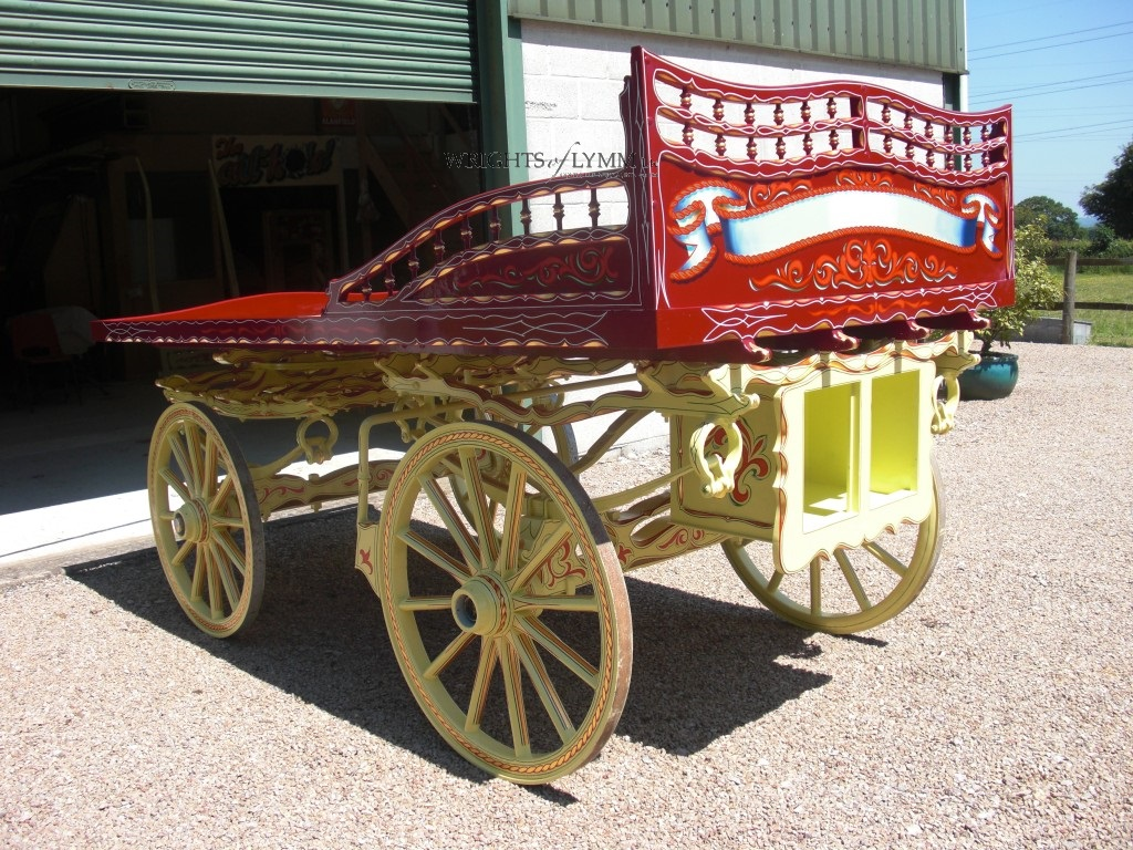 Renovated Wagon