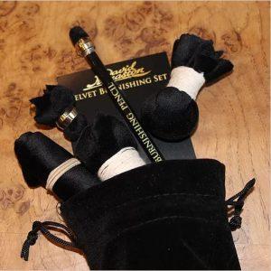 Velvet Burnishing Tools from Dave Kynaston